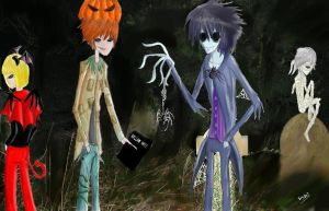 Death Note Before Christmas by Erudes