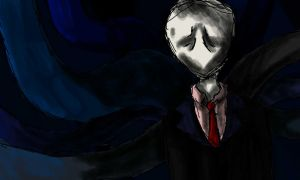 The Slenderman by TheClosetStalker