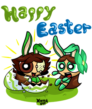 Happy Easter Holyday 2017! by Xierra099