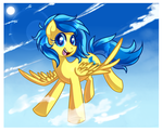 Reach for the Sky by XNightMelody