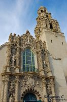 Museum of Man, Balboa Park SD by ShannonCPhotography