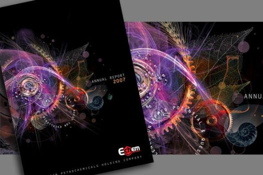Echem Annual Report 2007 by HassanyDesign
