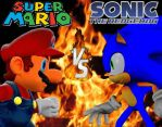 Mario Vs Sonic: MB/SR - Extended Edition by SuperSmashBrosGmod