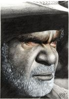 Aboriginal Man by ShannonT