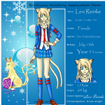 Lexi Reinke app by Wielder-Of-Light