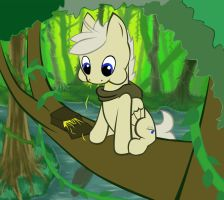 Barbwire Swamp Lunch by Ikarooz
