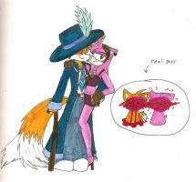 Pimpim Tails by hopelessromantic721