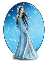 MWS: The Queen of Ice by Feraljanuary