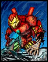 Iron_Man_by_StevenSanchez by joephotoshop