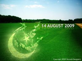 14 August 2009 by Qureshi-Designerz