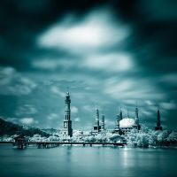 The Mosque... by ucilito
