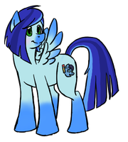 IcedCoco (I WILL DRAW YOUR PONY OC OC) by catlover1672