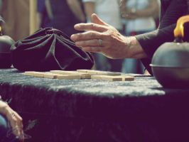The Hand of the fortune teller by MotherBlessing