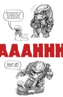 SD AvP:life is short by Amwuensch