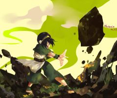Toph by MELLORIA358