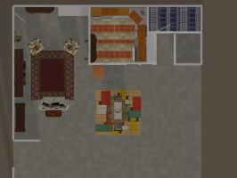Floor Plan by robbybobby