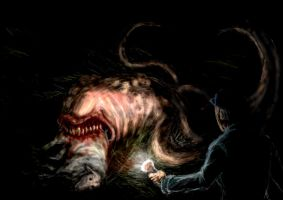 Eldritch Horror by Sakitaro