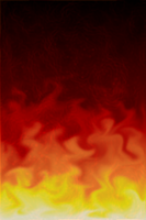 Fire Ipod background-02 by izzy-the-hedgehog