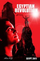 Me and the Egyptian revolution by alaa007