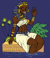 Livin' the Pharaoh Life by BrandonSPilcher