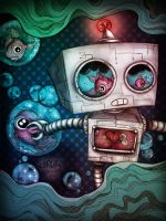 The Subrobot by Savae