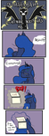 Goshdarnit! Not again! by afroquackster