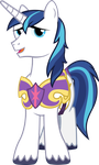 Shining Armour by 90Sigma