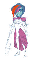 Windwaker Styled Veran by Kathisofy