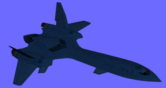 X-Jet 3D by Master-Bruce