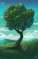 Tree by joanniegoulet