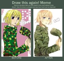 Meme -  Draw This Again by ageha1sBf
