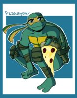 .:TMNT Pizza Anyone:. by Dawnrie