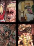 Silent Hill Cards by ZombieCherry13