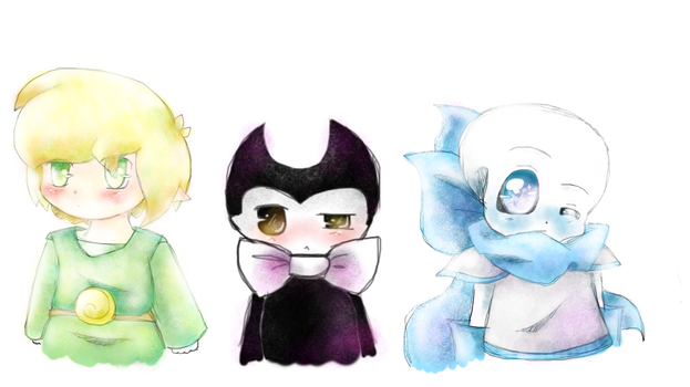 Choose one by MariaCool1234