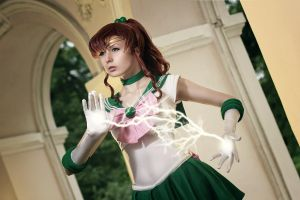 Sailor Jupiter by LetoAnastasia