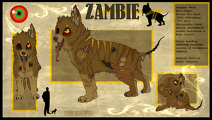 Zambie Ref by Cakeindafridge