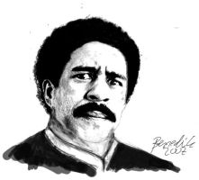 Richard Pryor by benedik