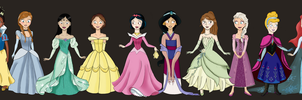 Disney Outfit Switch (Old version, new below) by Glitzerland