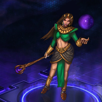 Skin for Li-ming by Tiodor