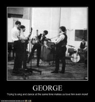 George by TheOriginalBeatleBug
