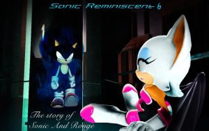Sonic The Hedgehog Reminiscent 6  Dark Sonic Wrath by shadow759