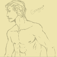 Gregory by Xirozes