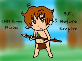 Chibi Rome Diaries by They-see-me-Roman