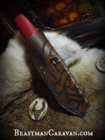 Odin Sheath No2 - Front by The-Beast-Man