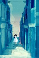 Playing Cinderella. by PascalCampion