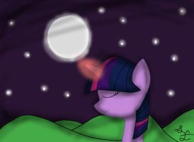 Magic in the Night by LBFable