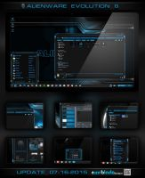 Alienware Evolution 8 by Mr-Blade