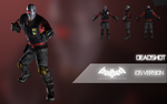 Batman: Arkham Origins: Deadshot (iOS) by XNASyndicate