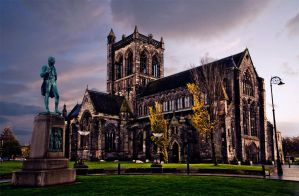 Paisley Abbey by gbiermanski