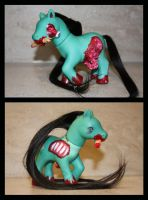 My Little Ponies ZOMBIE by SailorsMouth